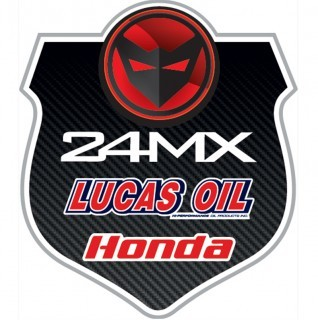 24MX Lucas Oil Honda