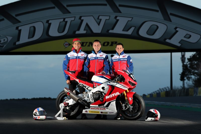 Honda and Dunlop together again on the Roads and in the Endurance World Championship for 2019 | Honda Pro Racing