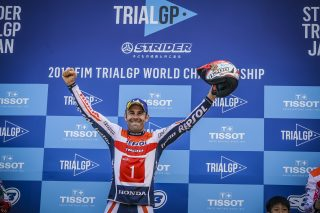 Bou 2019 TrialGP Champion Repsol Honda Team